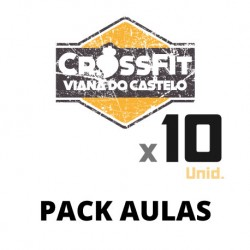 Cross Fit Pack 10 Aulas