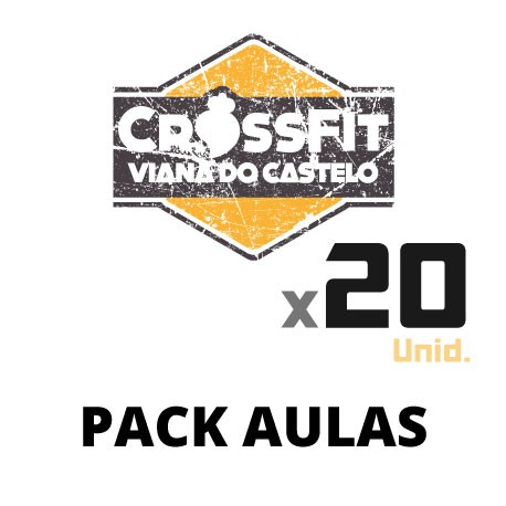 CrossFit Pack 20 Aulas