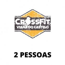 CrossFit Acesso Livre - Família/Casal - 2 pessoas
